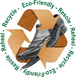 Eco-Friendly, Resole, Reheel, Recycle