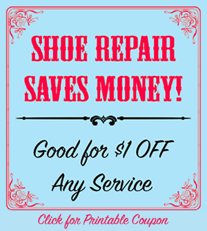 Coupon, Good for $1 Off Any Service