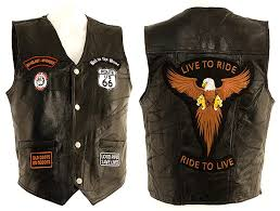 Patches, Vests